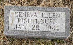 Geneva Ellen Righthouse