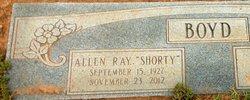 Allen Ray Boyd