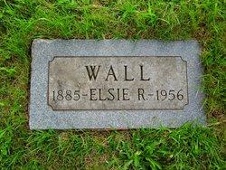 Elsie Regina <I>Grove</I> Wall
