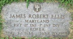 Pvt James Robert Ellis
