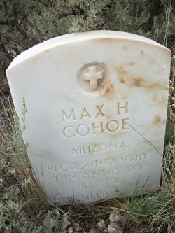 PFC Max H. Cohoe