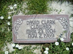 David Clark Cloward