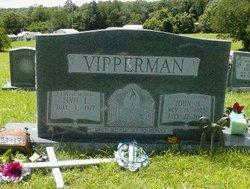 Elvie Lee <I>Hooker</I> Vipperman