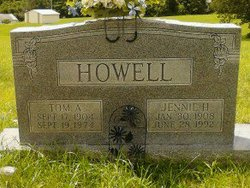 """Thomas Abraham """"Tom"""" Howell"""