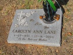 Carolyn Ann Lane