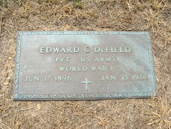Edward Clyde DeField