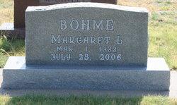 Margaret L. Bohme