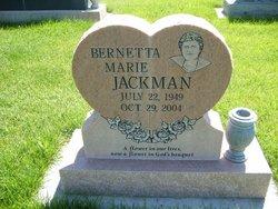 Bernetta Marie Jackman