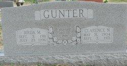 Clarence Nathaniel Gunter