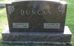Edward Estle Duncan