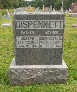 """Joseph """"Muddy Joe"""" Dispennett"""