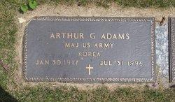 Arthur G Adams