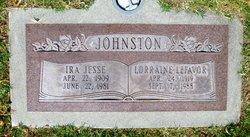 Ira Johnston