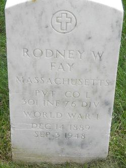 Rodney Fay