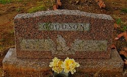 Gladys Elizabeth <I>McDaniel</I> Goodson