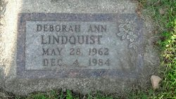 Deborah Ann Lindquist
