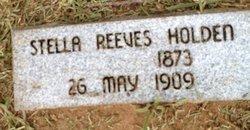 Stella <I>Reeves</I> Holden