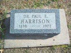 Dr Paul Earl Harrison