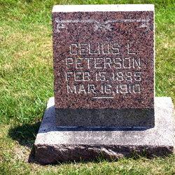 Celius L Peterson