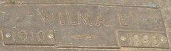 Wilma Elizabeth <I>Bussey</I> Williams