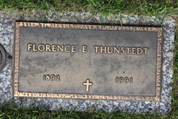 Florence E Thunstedt