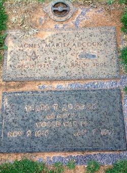 Agnes Marie Adcock