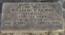 Wilma Estell <I>Dobbs</I> Strait