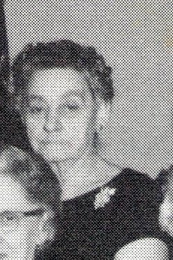 Gladys Davis Baugh