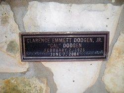 """Clarence Emmett """"Cal"""" Dodgen, Jr."""