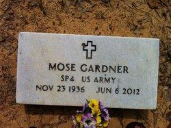 Mose Gardner