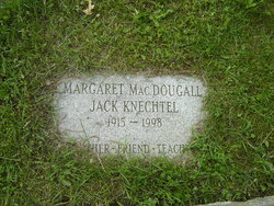Margaret MacDougall