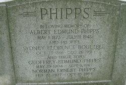 Albert Edmund Phipps