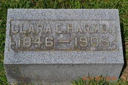 Clara E. <I>Tufts</I> Harmon