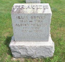 Alzina <I>Phillips</I> Graves