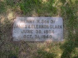 Henry Hornblower Clark