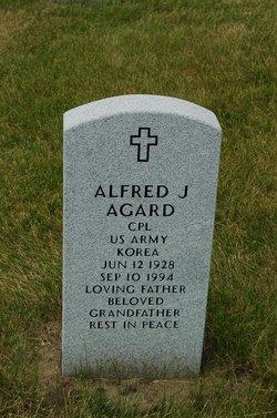 Alfred J Agard