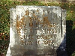 Norman Stone Thompson