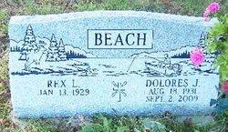 Dolores Jean <I>Bonnett</I> Beach