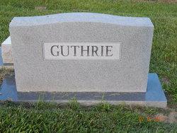Ernest Leaman Guthrie