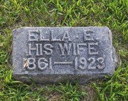 Ella Elizabeth <I>Ashdown</I> Pearsall