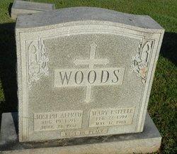 "Mary Estelle ""Stella"" <I>Greenwell</I> Woods"