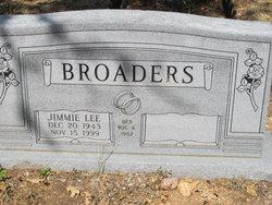 Jimmie Lee Broaders