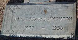 Earl Raymond Johnston