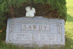 Glenna Mae <I>Cleaver</I> Sawdy