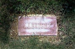 Anna A. <I>Dunlap</I> Albright