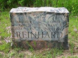 "Franz Fredrick ""Frank"" Reinhard"