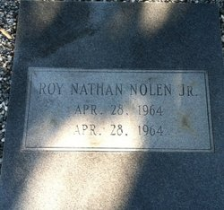 Roy N Nolen, Jr