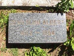 """Euphrosena M. """"Sena"""" <I>Blum</I> Albert"""