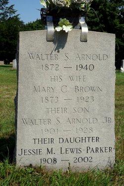 Mary Coar <I>Brown</I> Arnold