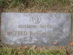 Wilfred B Stauder